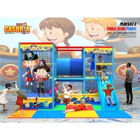 Playground play332-Z cm 360 x 280 x 240 (h)