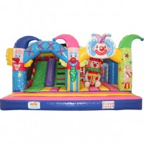 PERCORSO CLOWN MT. 5 X 5 X 2,95 (H)