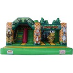 PERCORSO JUNGLE MT. 5 X 5 X 2,95 (H)