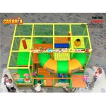 Playground play343 cm 485x360x270 (h)