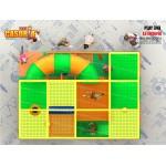 Playground play343 cm 485x360x270 (h)