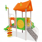 CASTELLO FANTASY SWEET HOUSE DIM CM. 520 X 430 X 370 (H)