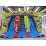 SLIDE FANTASY CARTOON MT. 4,5 X 4,5 X 2,8 (H)