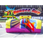 BUNGEE RUN MT. 10,60 X 3,3 X 2,4 (H)