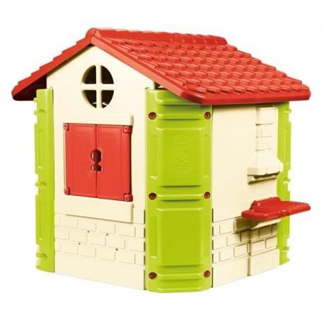 FEBER HOUSE CM. 131 X 110 X 121 (H)