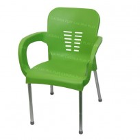 CHAIR ADULTS KIRC WITH ARMRESTS CM. 60X47X82 (H)