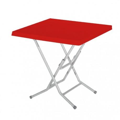 TABLE ADULT FOLDING ALADINO CM. 75 X 75 X 73 (H)