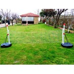NETWORK VOLLEYBALL SUPER VOLLEY CM. 220 X 220 (H)
