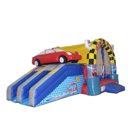 PERCORSO RACE CARS MT. 4 X 6 X 3 (H)