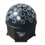 LED CRYSTALLBALL MAXI 34 LIGHT BEAMS