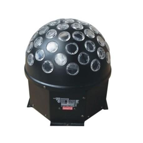 LED CRYSTALLBALL MAXI 34 LICHTSTRAHLEN