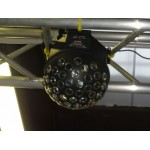 LED CRYSTALLBALL MAXI 34 FASCI DI LUCE