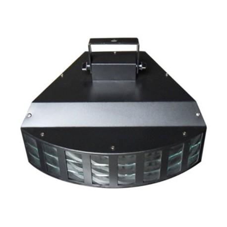 LED-DERBY LIGHT 24 STRAHLEN, LED 3-IN-1 - 27W - RGB