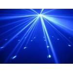 LED DERBY LIGHT 24 BEAMS, LED, 3-IN-1 - 27W - RGB