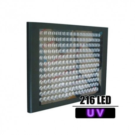STROBO 216 LED - UV
