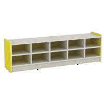 MOBILE PITA SHOE RACK CM. 120x25x35 (H)