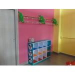 MOBILE MIKY SCHOOL CM. 120x30x90 (H)