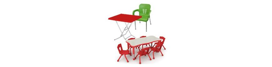 Altri tavoli e sedie
