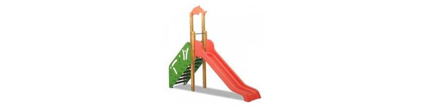 Slides up and down