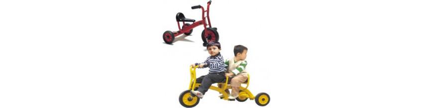 Bici e tricicli