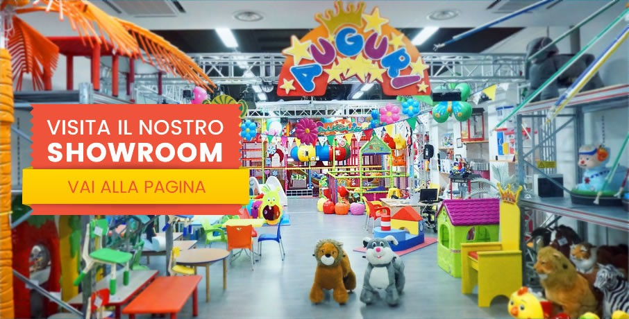 Visita il nostro Showroom