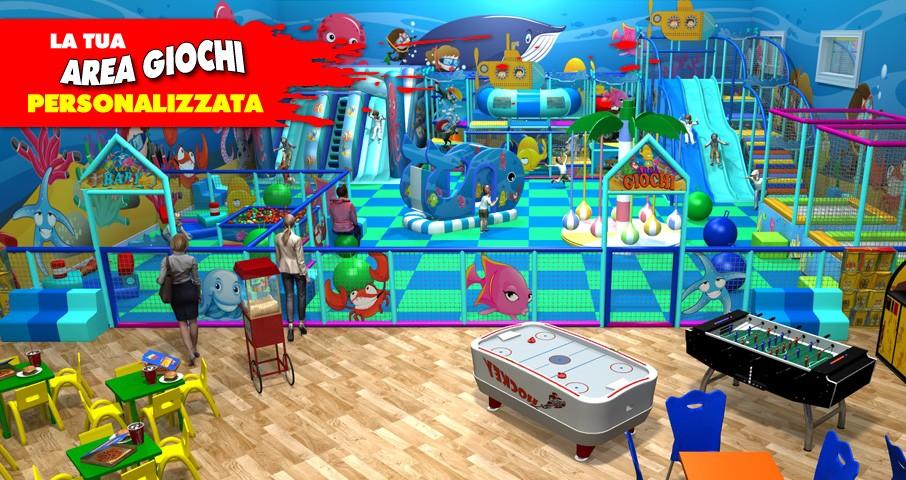 Playground Personalizzati