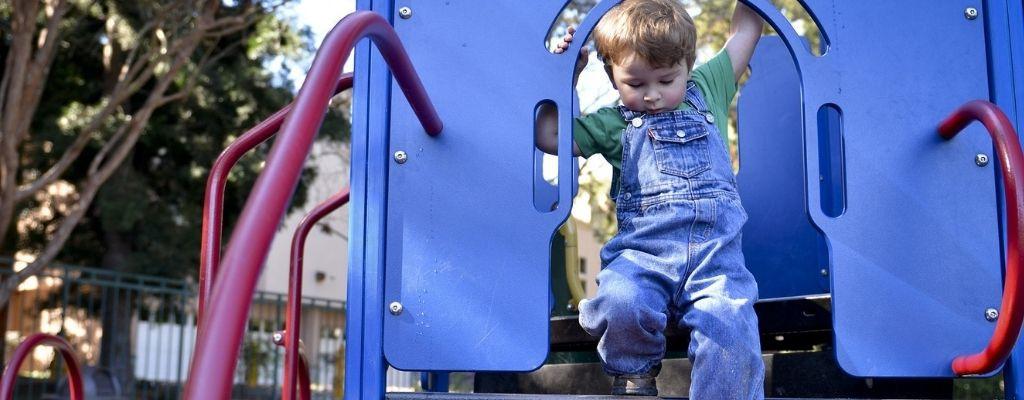 Guida alla sicurezza dei parchi gioco