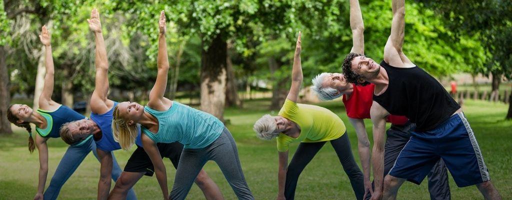 Sport nei parchi: avviso ai Comuni per partecipare al progetto